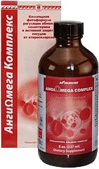 Купить АнгиОмега Комплекс (AngiOmega Complex)