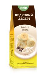 Купить Кедровый десерт Райский банан