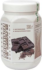 Купить Коктейль Премиум Шоколадный