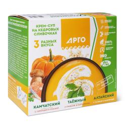Купить Крем-суп «Алтайский» с тыквой и кукурузой