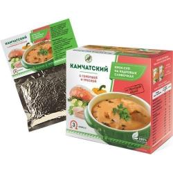 Купить Крем-суп «Камчатский» с горбушей и треской