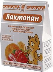 Купить Пробиотические конфеты Лактопан