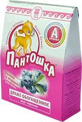 Купить Драже Пантошка-A