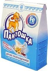 Купить Драже Пантошка-Fe