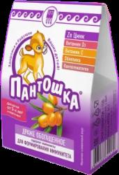 Купить Драже профилактическое «Пантошка» с цинком и витамином D3