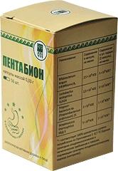 Купить Пентабион