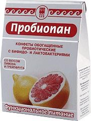 Купить Пробиотических конфеты Пробиопан