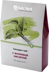 Купить Токсидонт-май с фолиевой кислотой