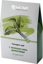 Купить Токсидонт-май с зеленым чаем