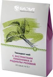Купить Токсидонт-май с экстрактом лимонника и родиолы