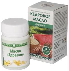 Купить Кедровое масло Здравие